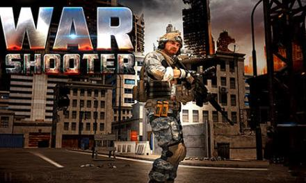 War Shooter 3D Game Android Free Download
