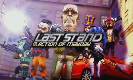 Action of Mayday Last Stand Game Android Free Download