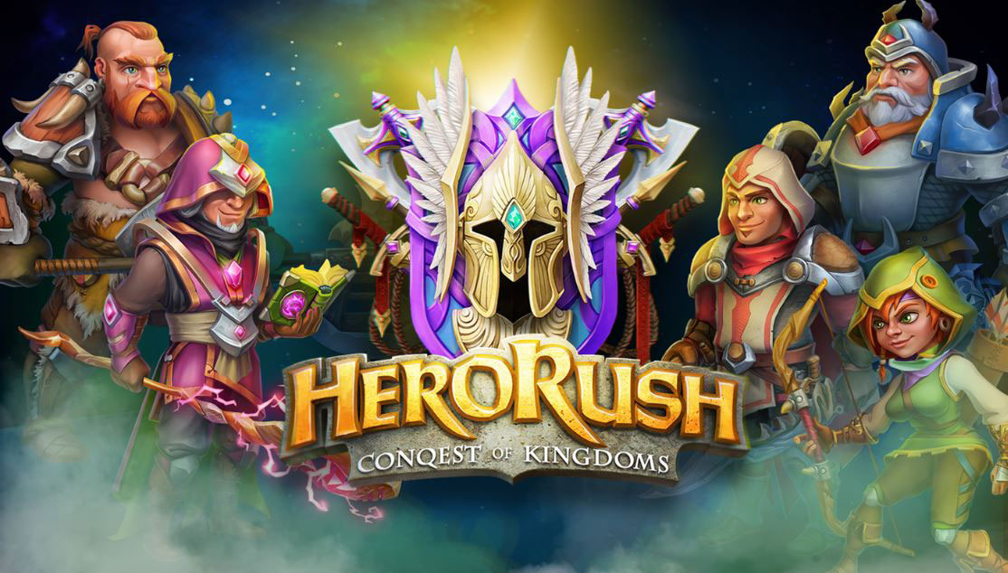 Hero Rush: Clan Wars Game Android Free Download