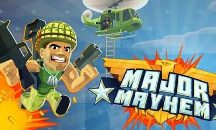 Major Mayhem Game Android Free Download
