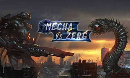 Mecha VS Zerg Game Android Free Download