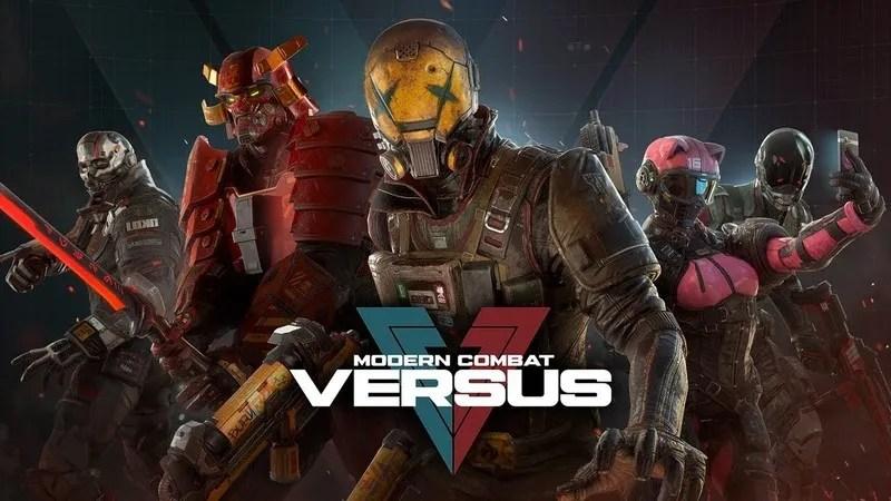 Modern Combat Versus Game Android Free Download