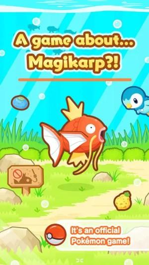Pokémon Magikarp Jump Game Android Free Download