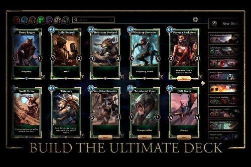 The Elder Scrolls® Legends™ Game Android Free Download