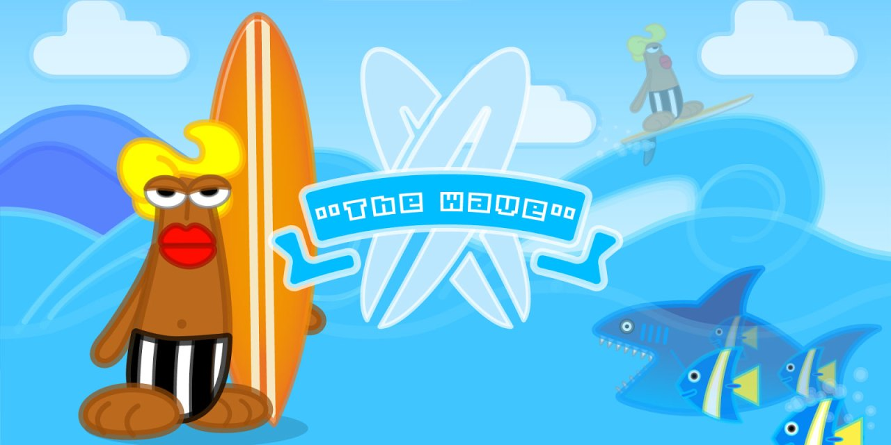 The wave surf Tap adventure Game Ios Free Download