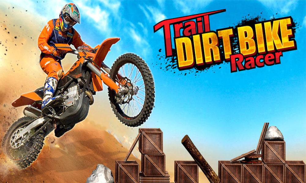 Trial Dirt Bike Racing Mayhem Game Android Free Download