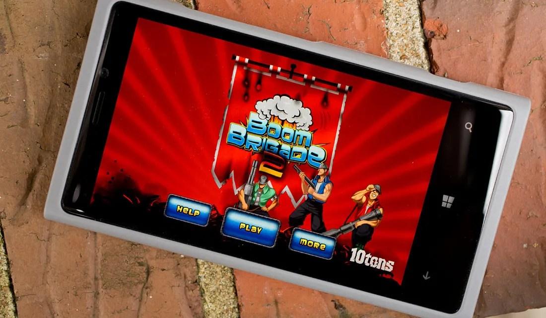 Boom Brigade 2 Game Windows Phone Free Download
