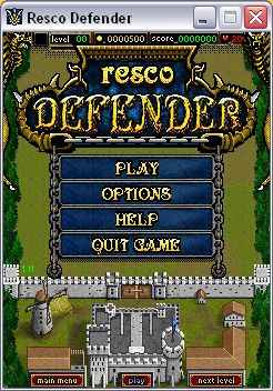 Resco Defender Game Windows Phone Free Download