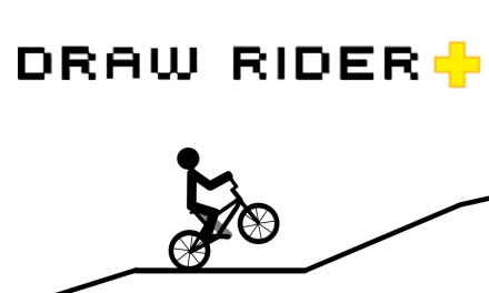 Draw Rider Plus Game Android Free Downlaod