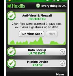 Flexilis Mobile Security with Antivirus App Windows Phone Free Download