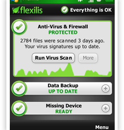 Flexilis Mobile Security with Antivirus App Windows Phone Free Download