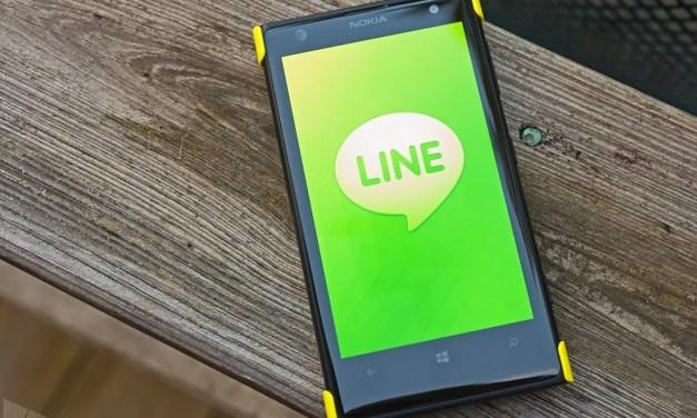 LINE App Windows Phone Free Download