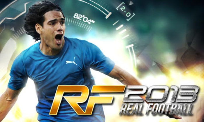 Real Soccer 2013 Game Windows Phone Free Download
