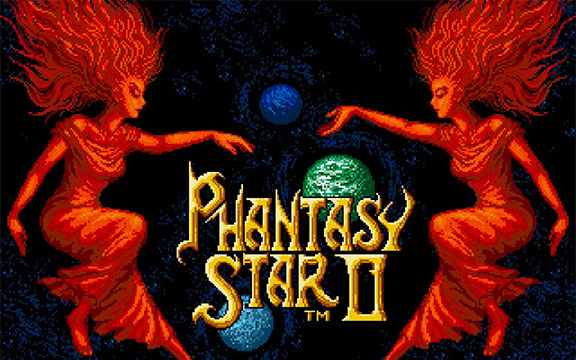 Phantasy Star II Classic Game Android Free Download