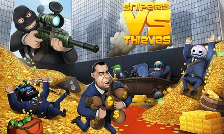 Snipers vs Thieves Game Android Free Download