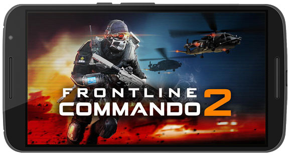 FRONTLINE COMMANDO 2 Game Android Free Download