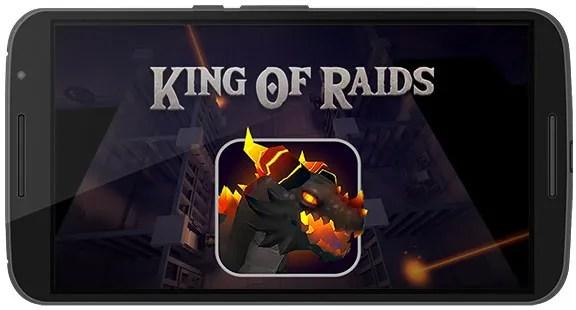 King of Raids Magic Dungeons Game Android Free Download