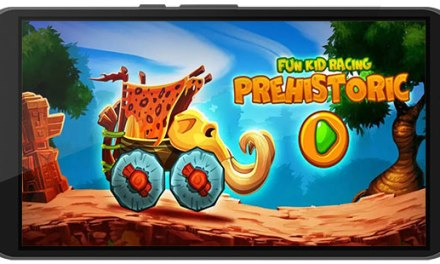 Prehistoric Run Racing Game Android Free Download