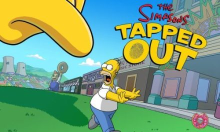 The Simpsons Tapped Out Game Android Free Download