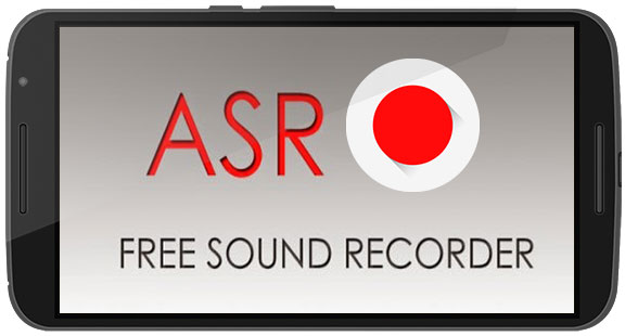 ASR Free MP3 voice recorder App Android Free Download