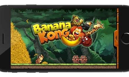 Banana Kong Game Android Free Download