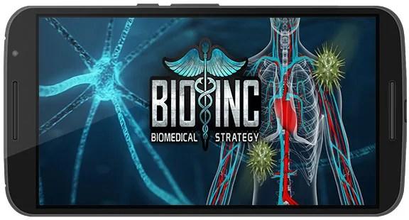Bio Inc Biomedical Plague Game Android Free Download