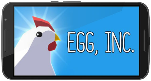 Egg Inc Apk Game Android Free Download