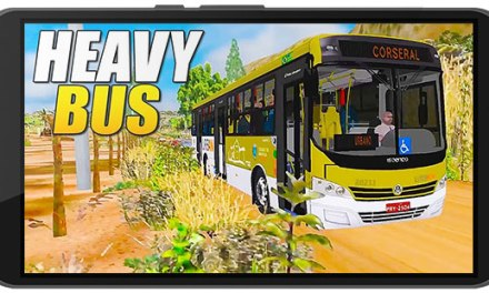 Heavy Bus Simulator Game Android Free Download