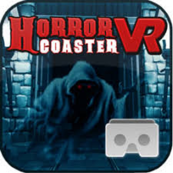 Horror Roller Coaster VR Game Android APK Free Download