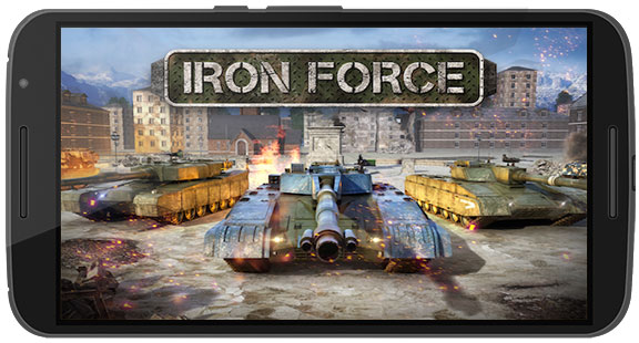 Iron Force  Apk Game Android Free Download