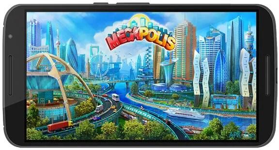 Megapolis Apk Android Game Free Download
