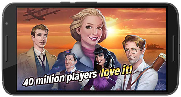 Pearl's Peril Hidden Object Game Android Free Download