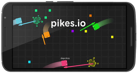 Pikes io Brutal Squad Game Android Free Download