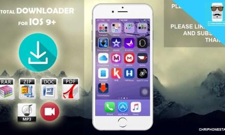 Total Downloader Ipa App iOS Free Download