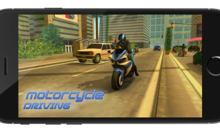 Motorcycle Driving 3D Apk Game Android Free Download