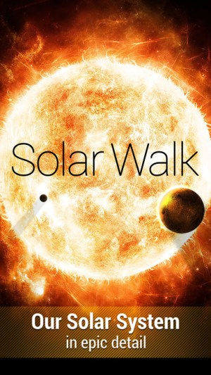 Solar Walk™ Ipa App iOS Free Download