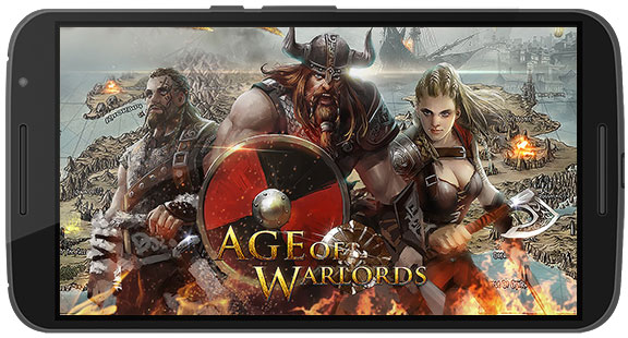 Vikings – Age of Warlords Apk Game Android Free Download