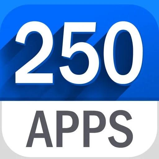 250 Apps in 1 AppBundle 2 Ipa (Flashlight, Sniper Attack, Converter, Calculator & More)