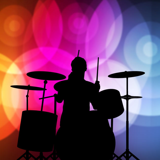 Drums! - A studio quality drum kit in your pocket Ipa App iOS Free Download