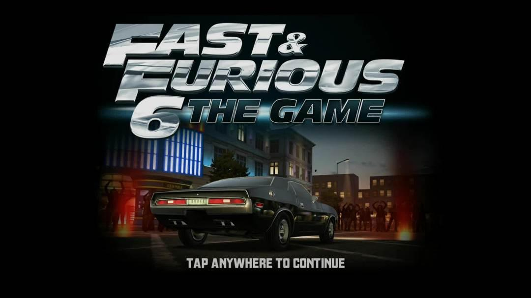 Fast & Furious 6: The Game Ipa Game iOS Free Download