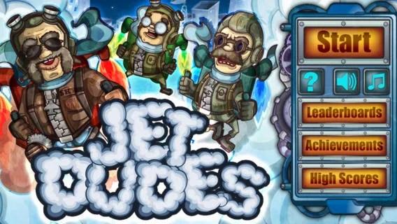 Jet Dudes Ipa Game iOS Free Download