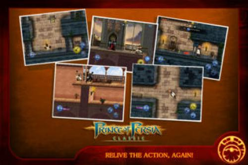 Prince of Persia® Classic Ipa Game iOS Free Download
