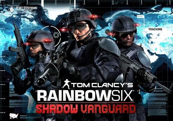 Tom Clancy's Rainbow Six®: Shadow Vanguard Ipa Game iOS Free Download
