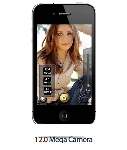 Camera 12 Mega ALL IN ONE Ipa App iOS Free Download