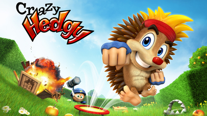 Crazy Hedgy Ipa Game iOS Free Download