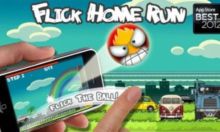 Flick Home Run Ipa Game iOS Free Download