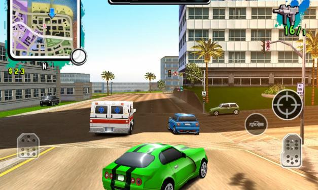 Gangstar West Coast Hustle HD Ipa Games iOS Download
