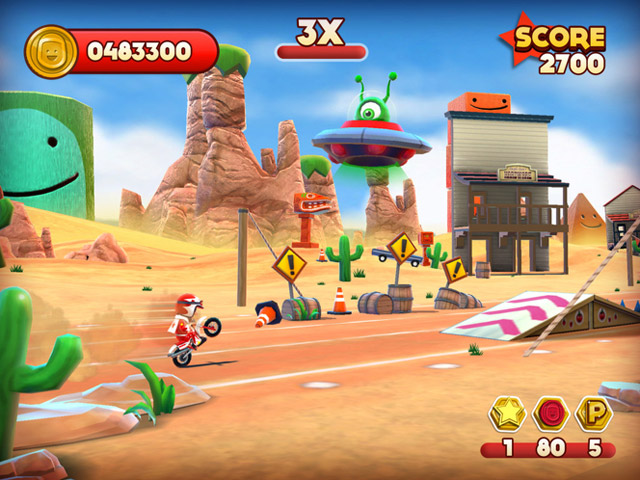 Joe Danger Ipa Game iOS Free Download