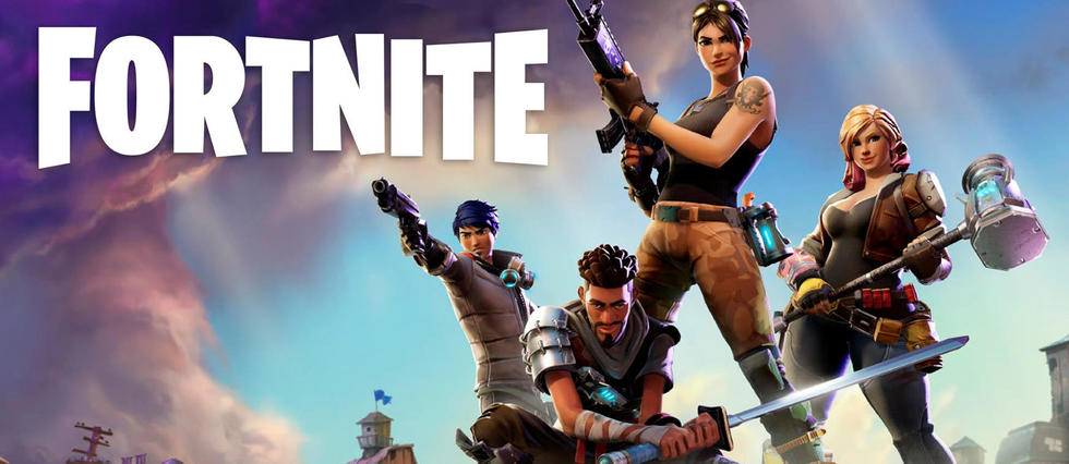 Fortnite - Battle Royale Apk Game Android Free Download