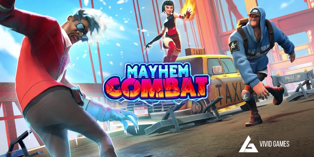 Mayhem Combat – Fighting Game Apk Android Free Download